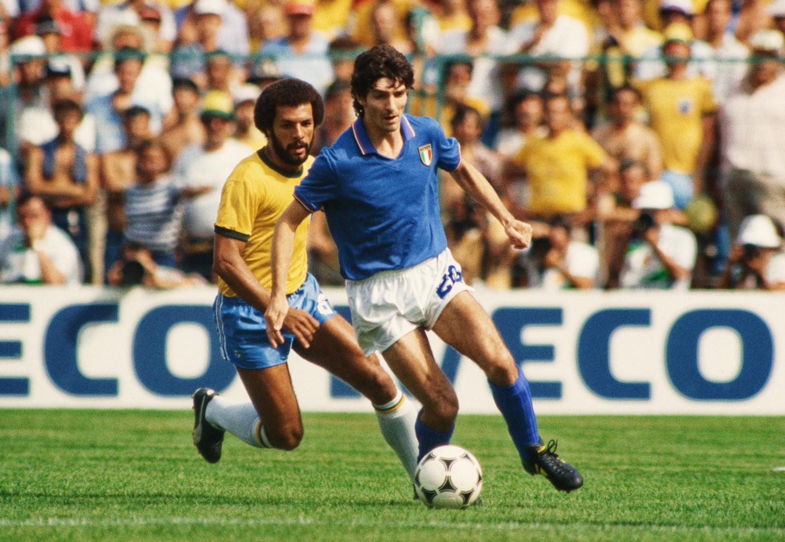 Paolo Rossi omaggio tv
