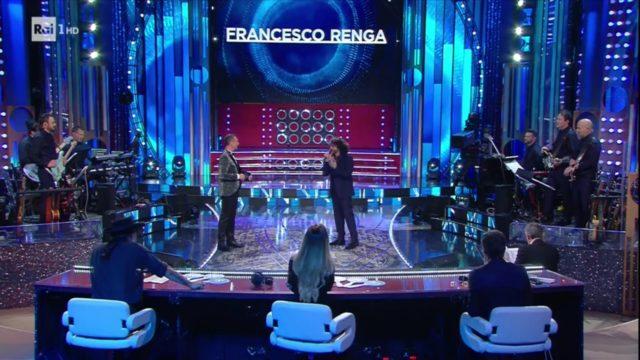 Sanremo giovani 17 dicembre renga