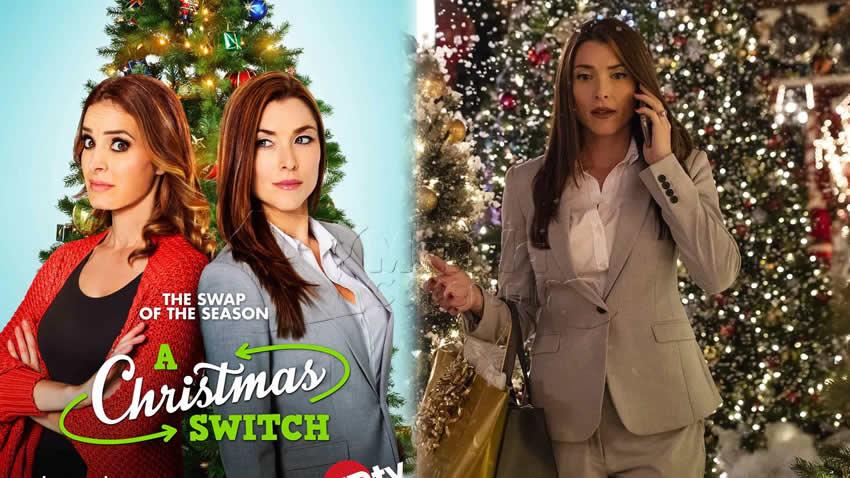 Scambio di Natale film Tv8