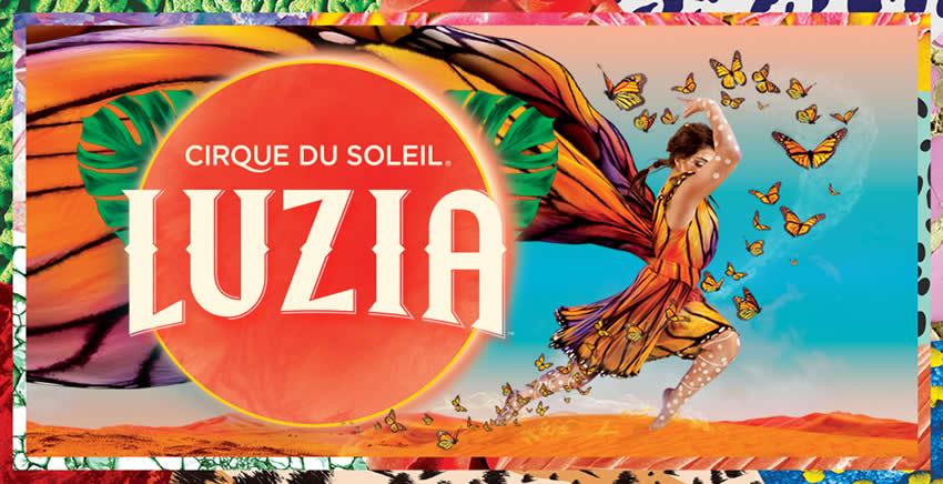 Sky Uno Family 2021 Luzia Cirque du Soleil