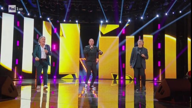 the voice gruppo clementino