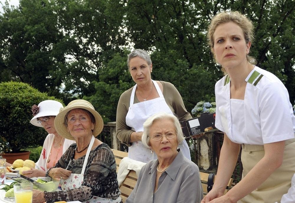 Tre cuori in cucina film attori