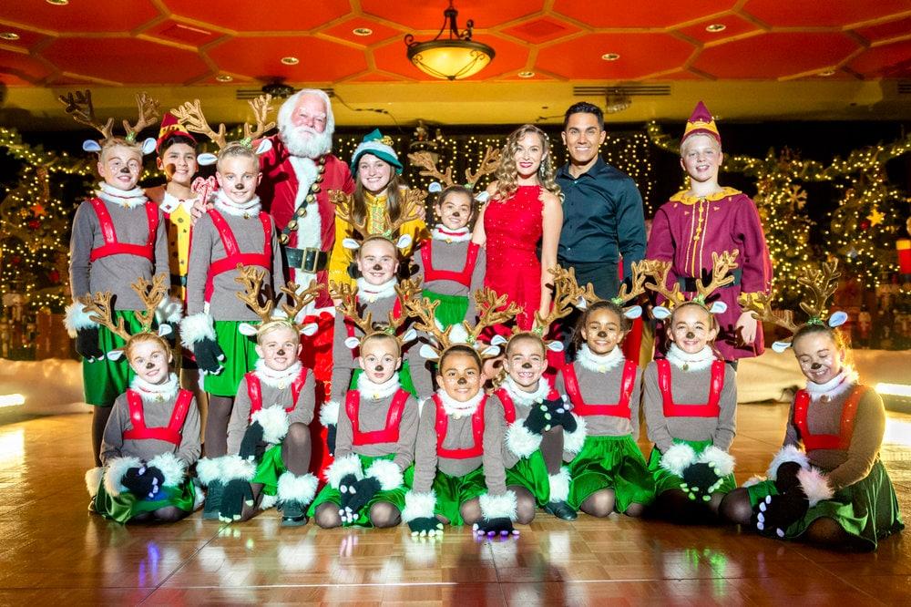 Un Natale incantato film attori