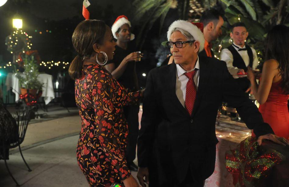 Un marito per Natale film dove è girato