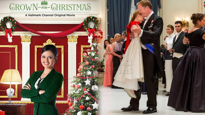 Una corona per Natale film Rai 2