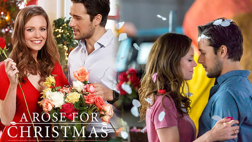 Una rosa per Natale film Tv8