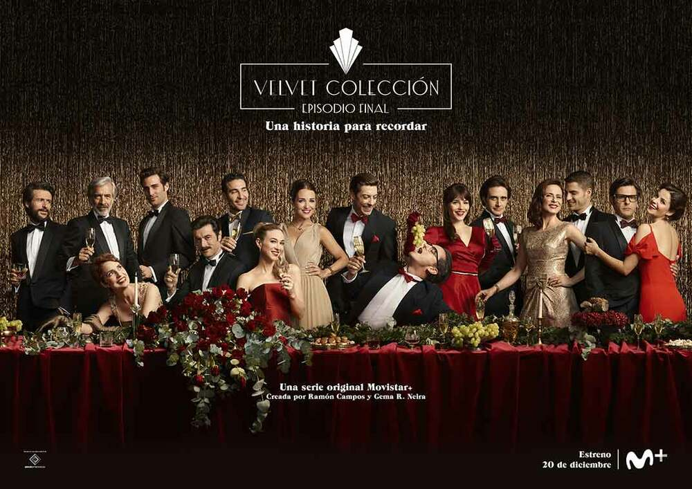 Velvet Collection Gran Finale film Rai Premium