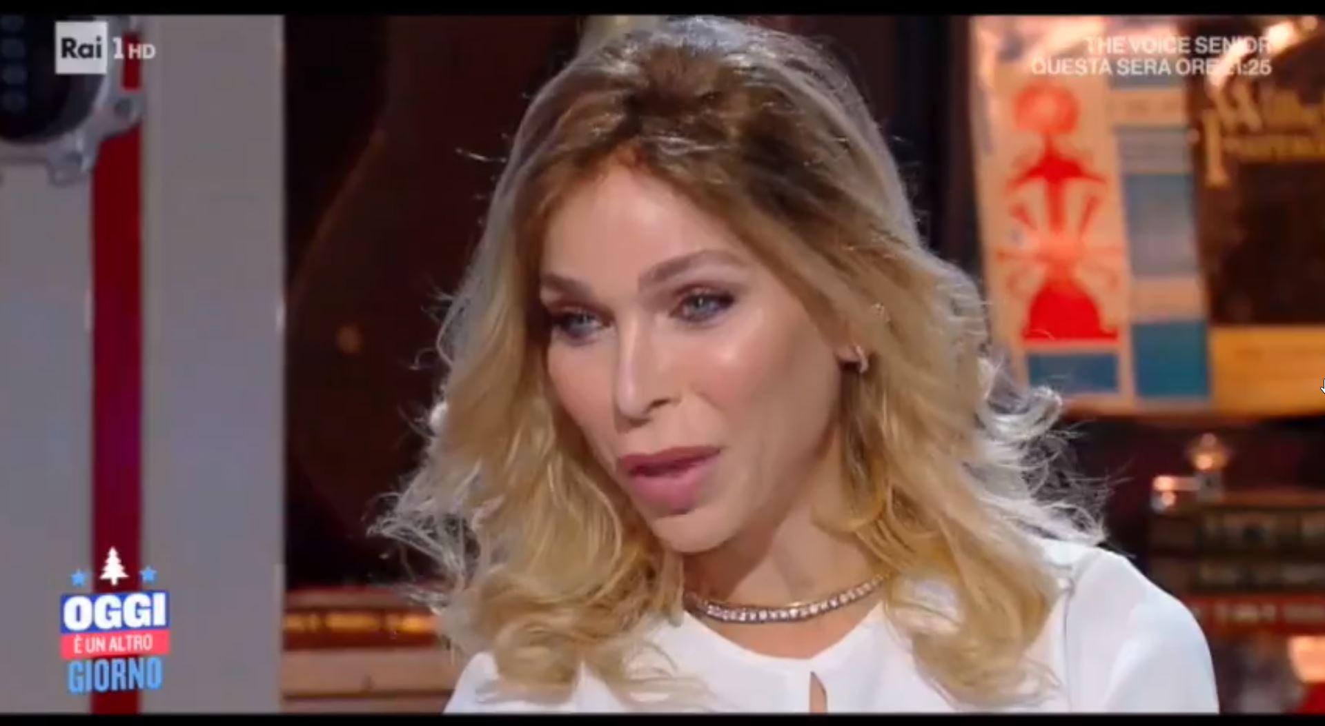 Vittoria Schisano arrabbiata con Serena Bortone