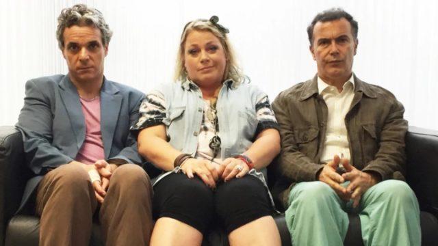 due piccoli italiani film divano