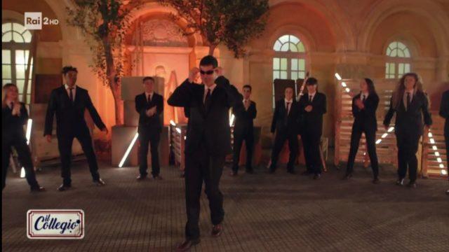 il collegio ballo