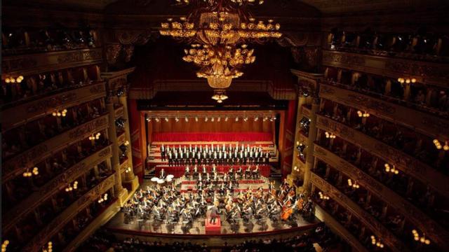 Teatro alla Scala 7 dicembre 2020