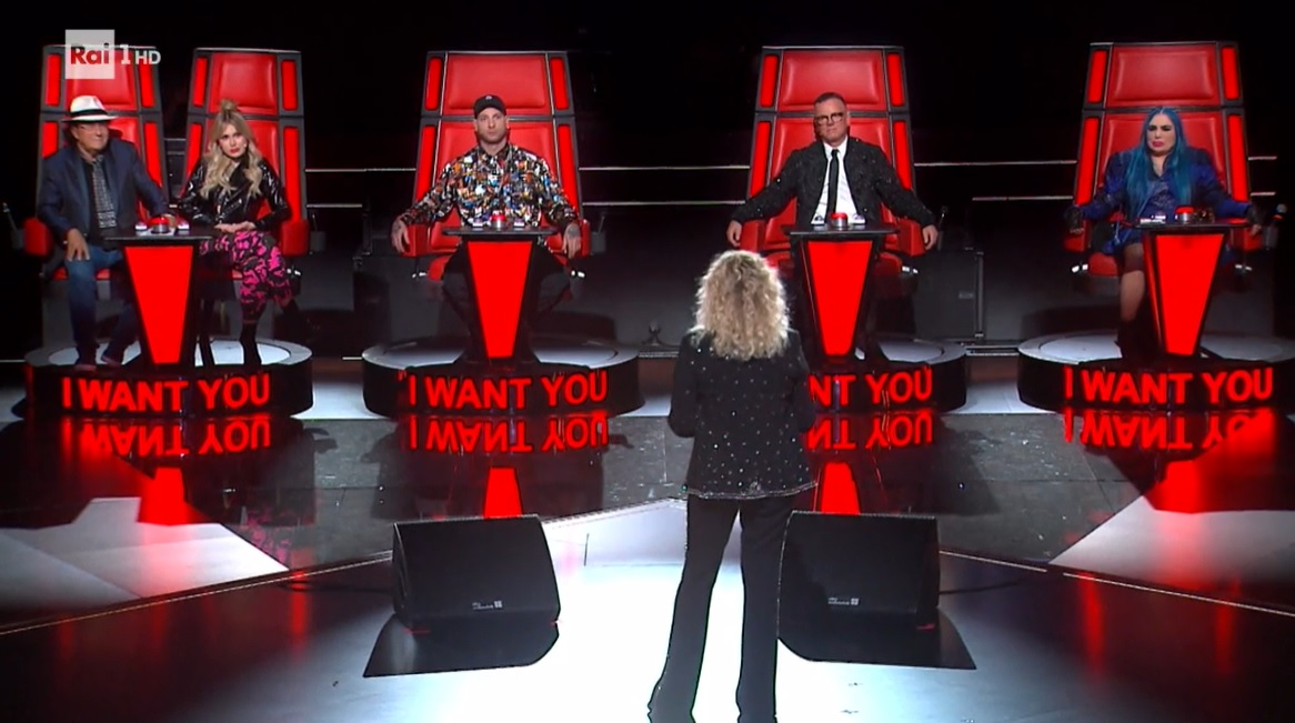 the Voice Senior 4 dicembre 2020