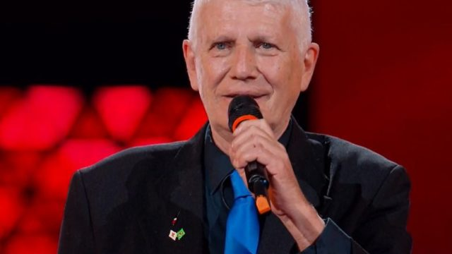 the voice paolo