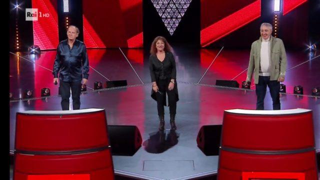 the voice team berte primi