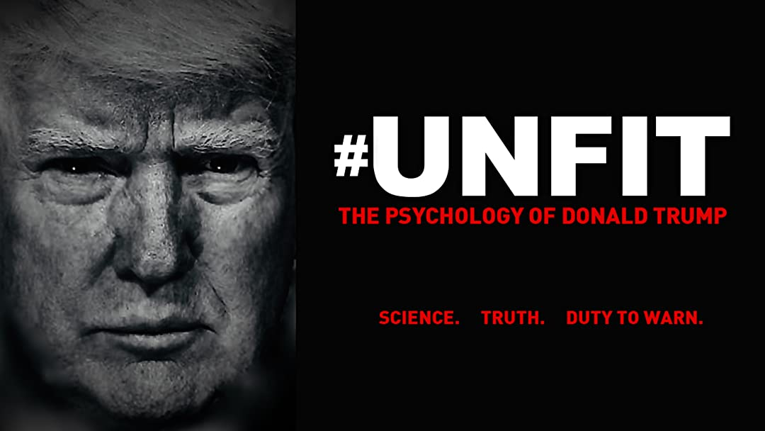 unfit la psicologia di donald trump copertina