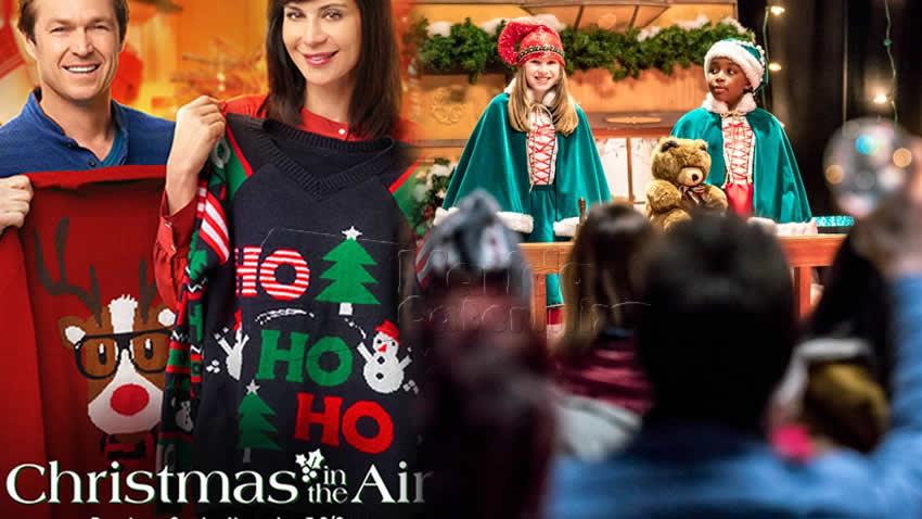12 giorni a Natale film Tv8