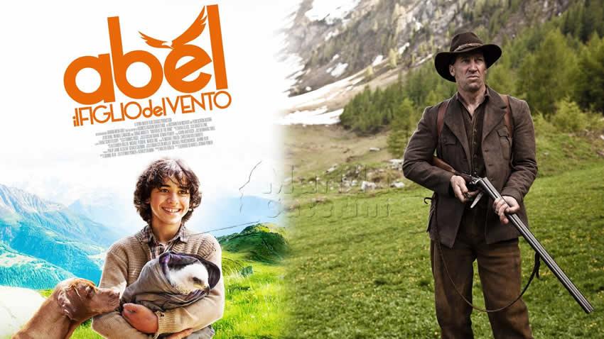 Abel il figlio del vento film Rai Gulp