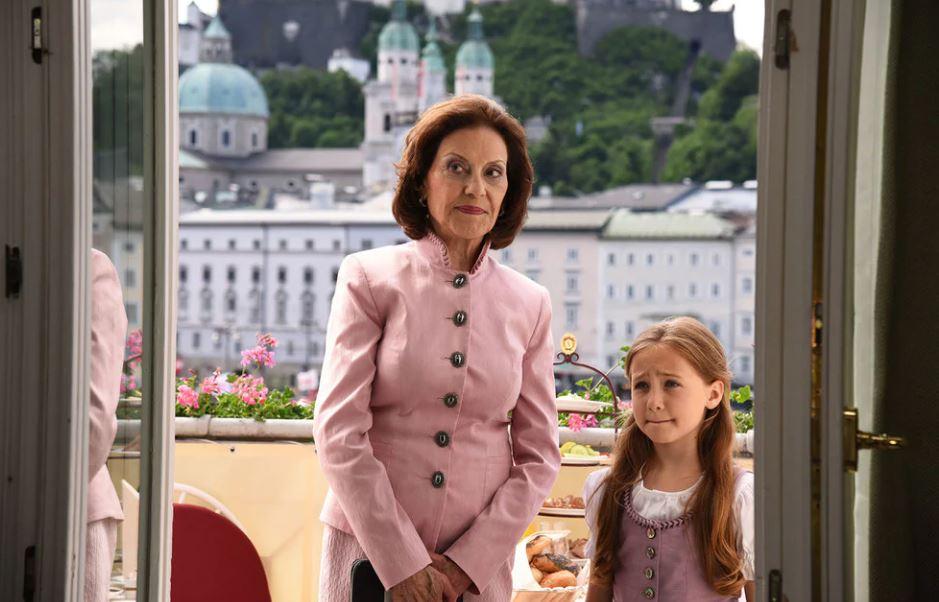 Amore a Salisburgo film attori