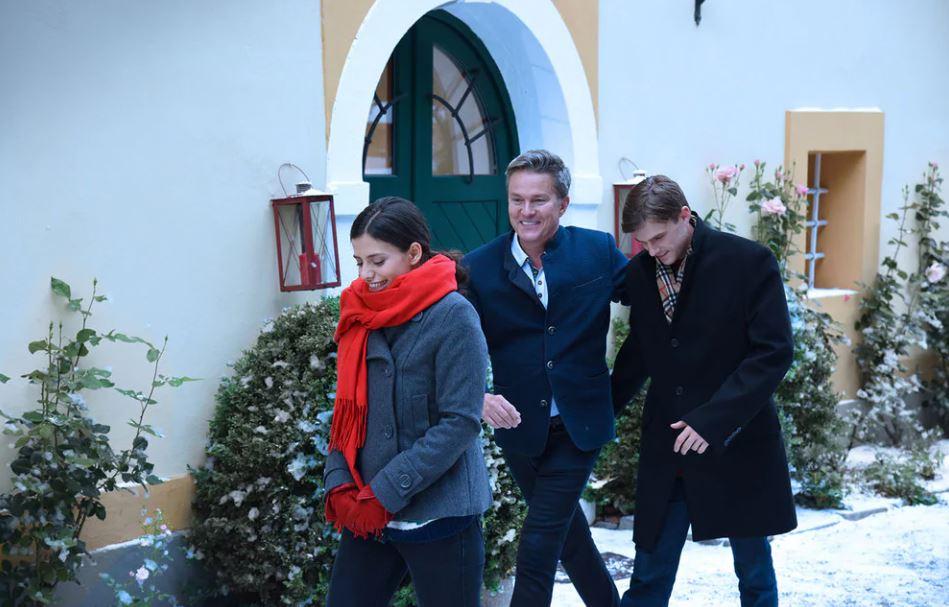 Amore a Salisburgo film dove è girato