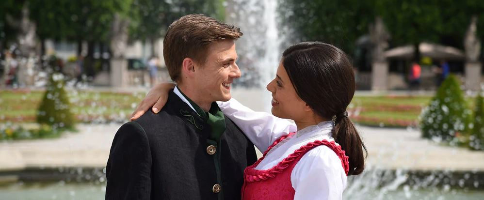 Amore a Salisburgo film finale