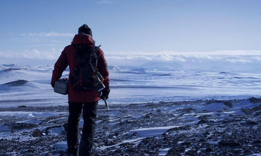 Arctic film dove è girato
