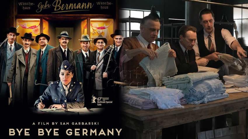 Bye bye Germany film Rai 3