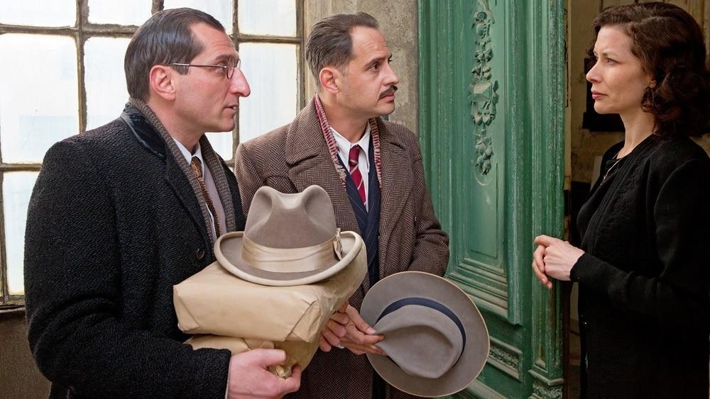 Bye bye Germany film attori