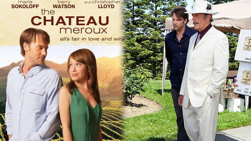 Chateau Meroux Il vino della vita film La5