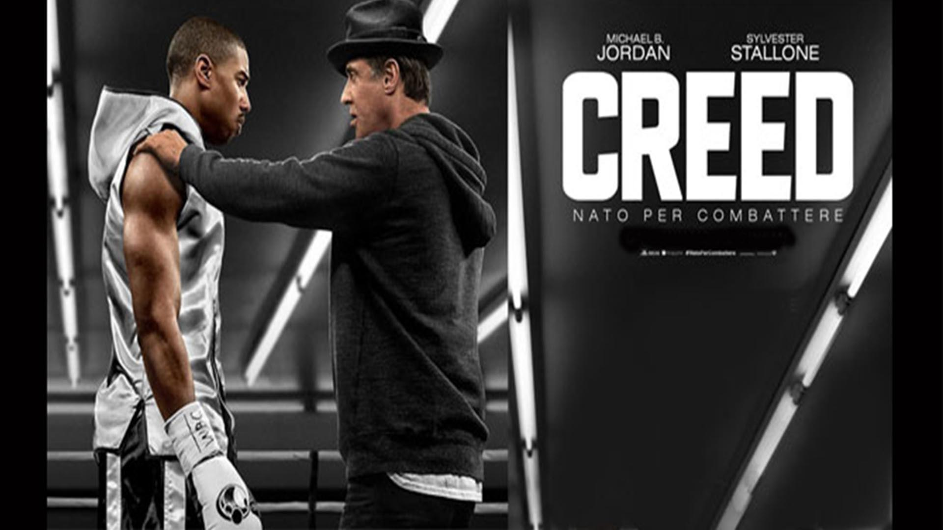 Creed nato per combattere Tv8