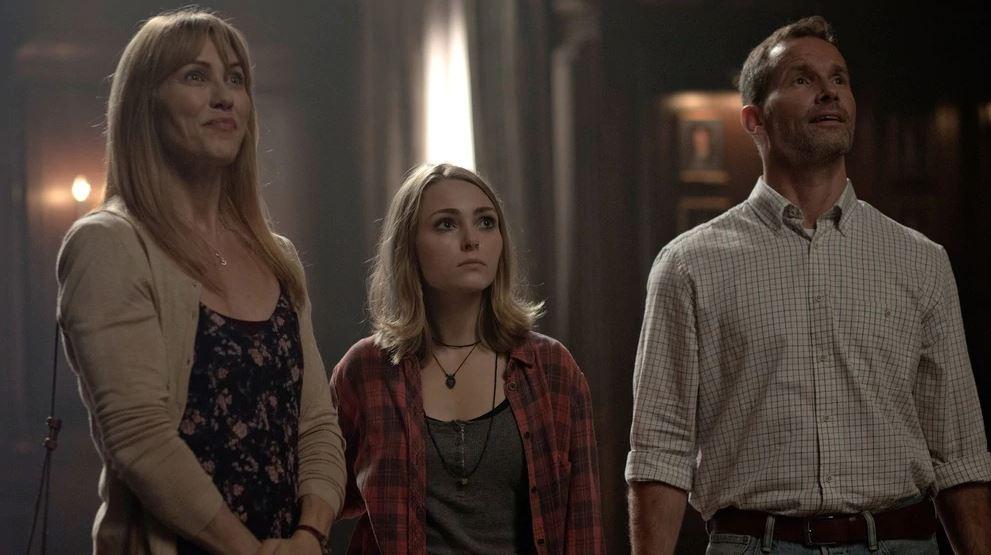Dark Hall film finale