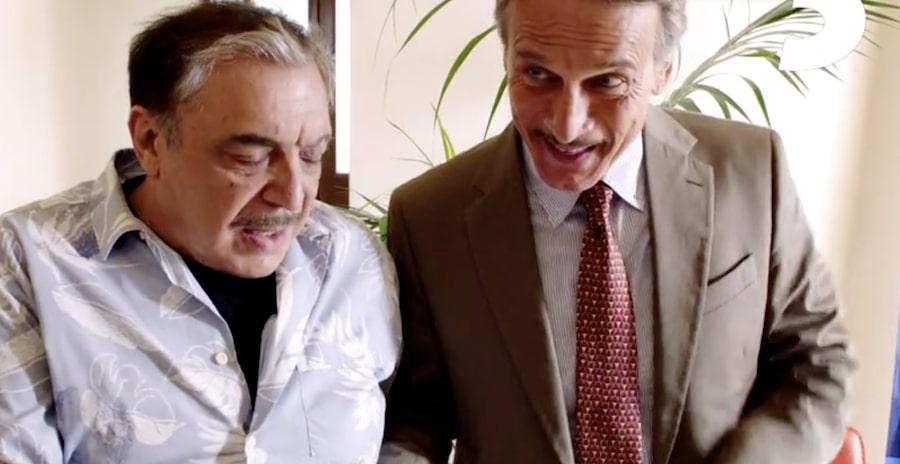 Fratelli Caputo terza puntata attori
