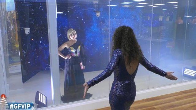 GF Vip 5 momenti trash trentunesima puntata glass room