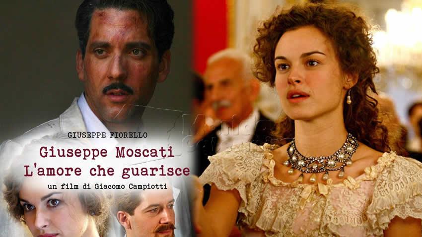 Giuseppe Moscati L'amore che guarisce film Rai Premium