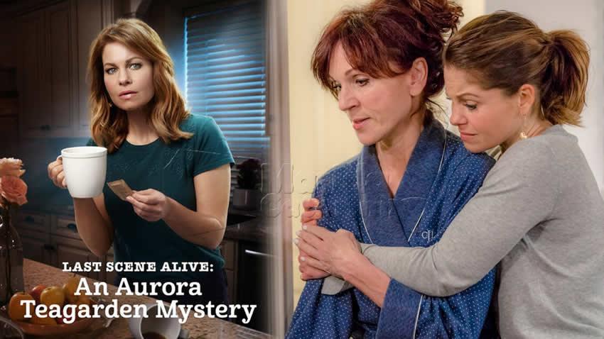 I misteri di Aurora Teagarden L'ultima scena scena Paramount Network