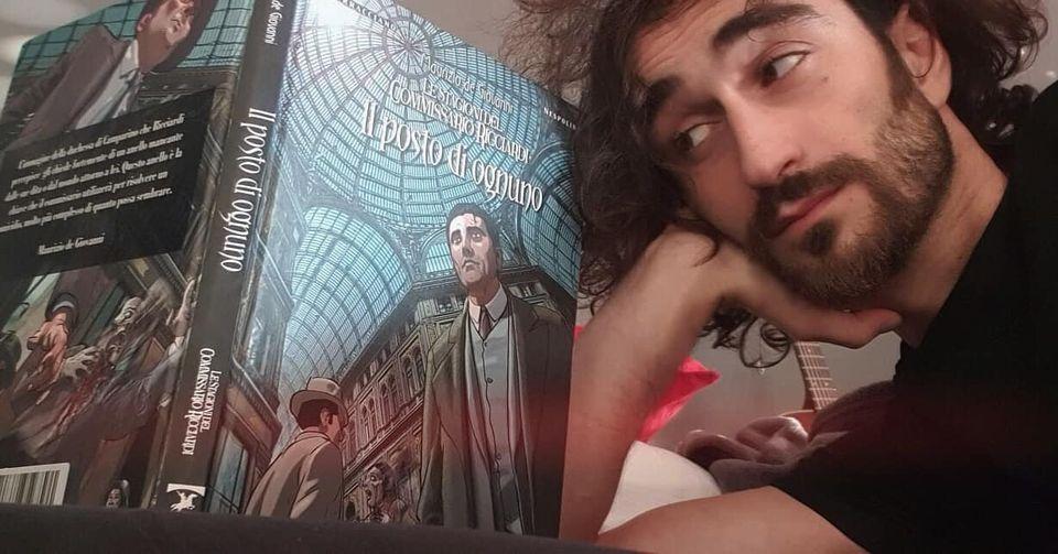 Il Commissario Ricciardi personaggi Adriano Falivene Bambinella