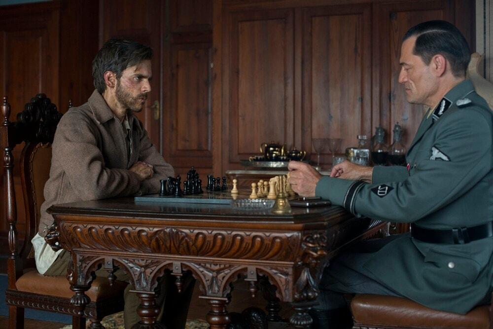 Il giocatore di scacchi film attori