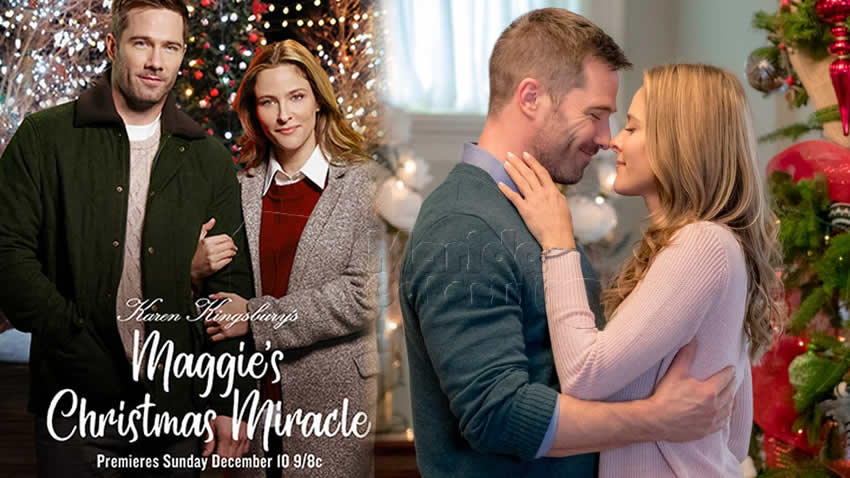 Il miracolo di Natale di Maggie film Canale 5