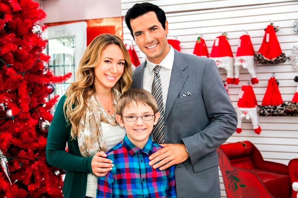 Il negozio di Natale film attori
