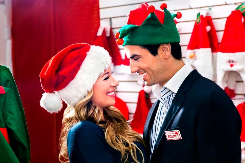 Il negozio di Natale film finale