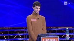 L'Eredità Leonardo Posti di Roma nuovo campione
