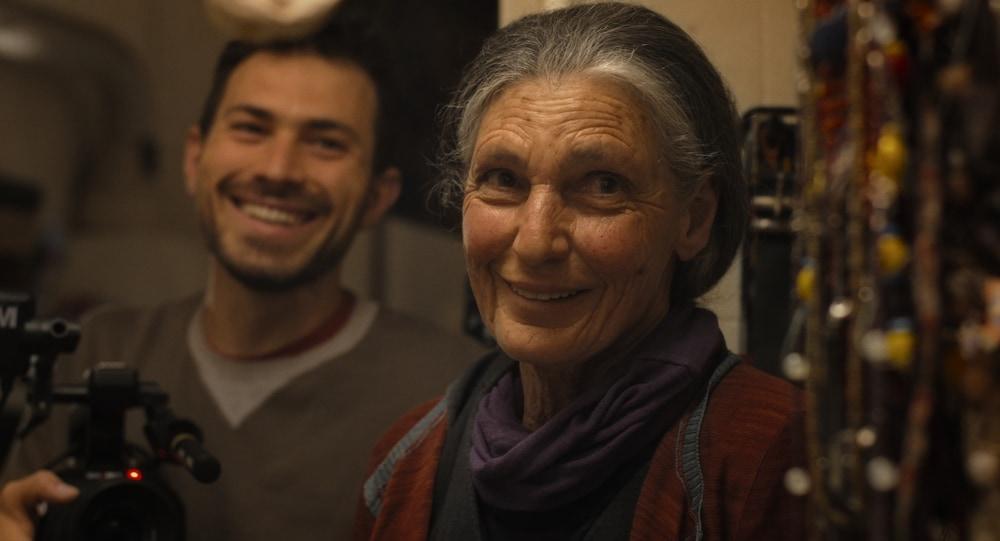 La scomparsa di mia madre film attori