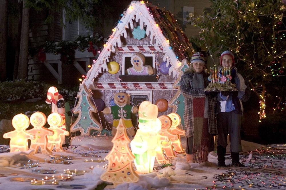 Le vere luci del Natale film attori