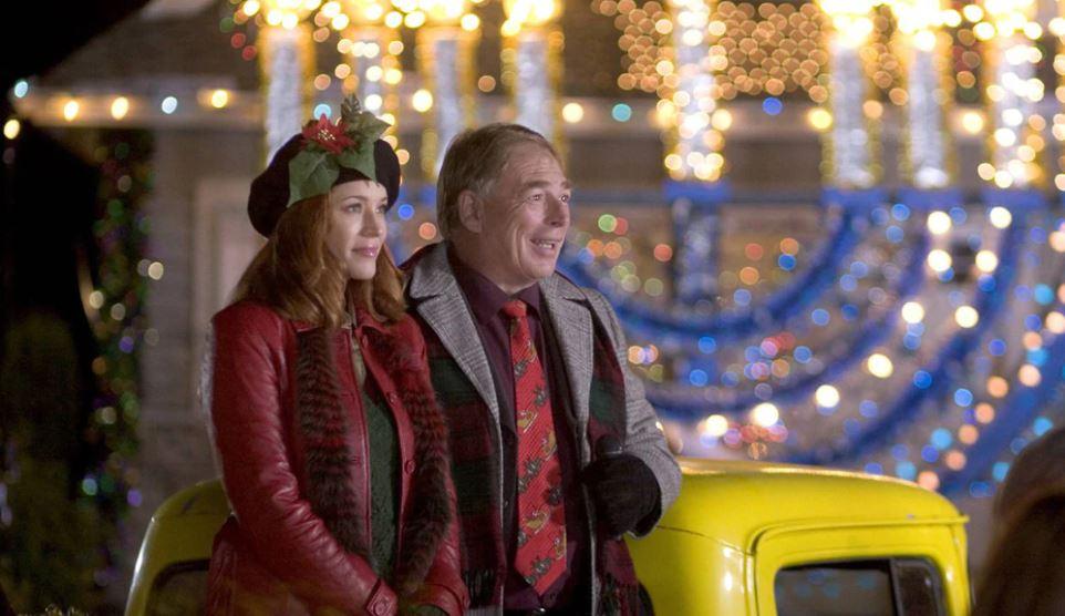 Le vere luci del Natale film dove è girato