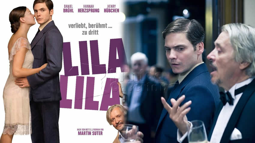 Lila Lila scrittore per caso film Cielo