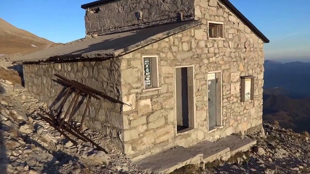 Linea Bianca 9 gennaio rifugio Tito Zilioli