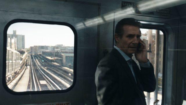 L uomo sul treno The Commuter treno