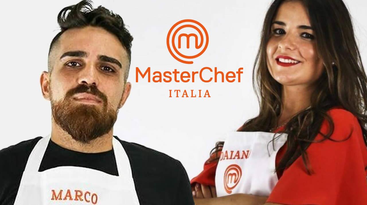 MasterChef Italia 10 Daiana e Marco