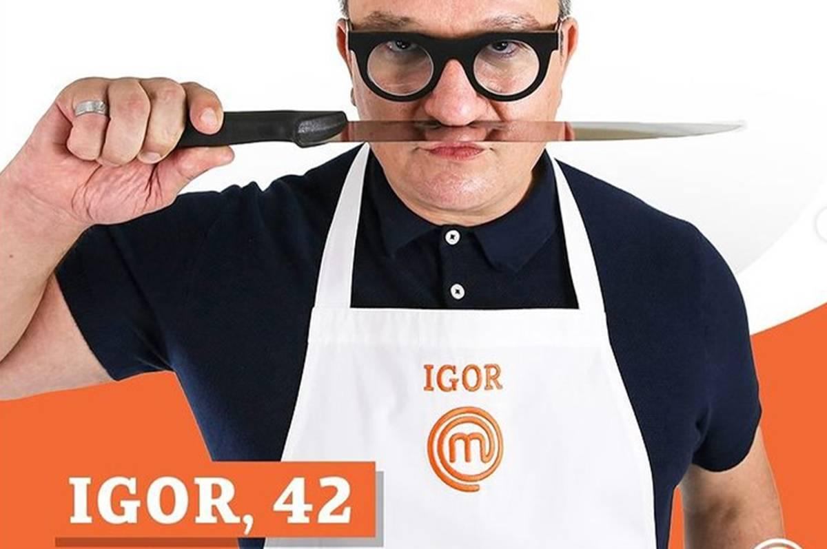 MasterChef Italia 10 Igor