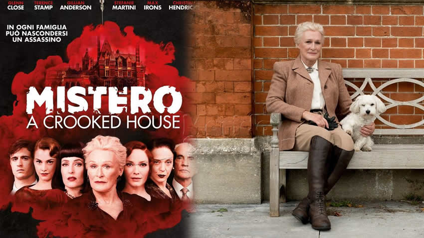 Mistero a Crooked House film Paramount Network
