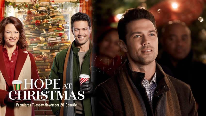 Pagine d'amore a Natale film Tv8